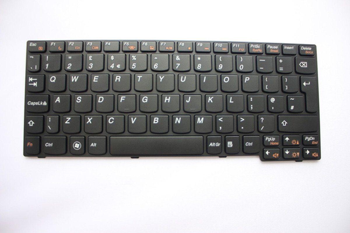 Original Brand New Laptop Notebook Keyboard for Lenovo S200 S100 S10-3 U160 M13 Black Us/UK/Ru/Sp/Br Keyboard