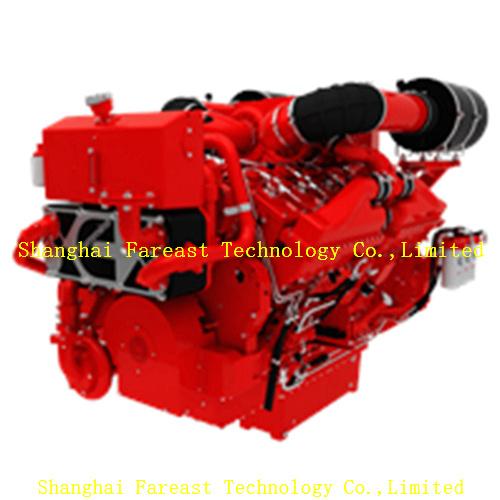 Cummins Qsk38-M/Qsk38-C/Qsk38-G Diesel Engine for Consturction, Marine Main Engine, Propulsion, Auxiliary, Construction