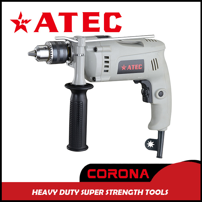 Electric Impact Drill 13mm 810W Hand Drill Power Tool (AT7212)