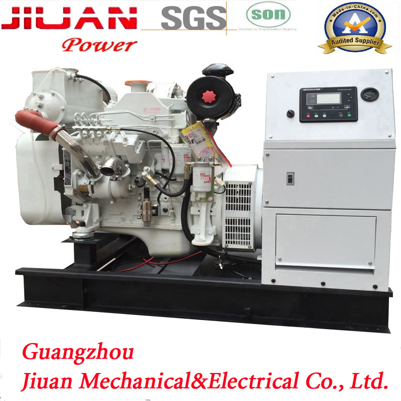 Cummins Diesel Generator Set Silent Power Diesel Generator Marine Diesel Engine with Guangzhou Price