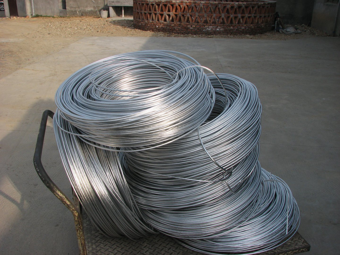 5052 Aluminum Wire Rod with Factory Price