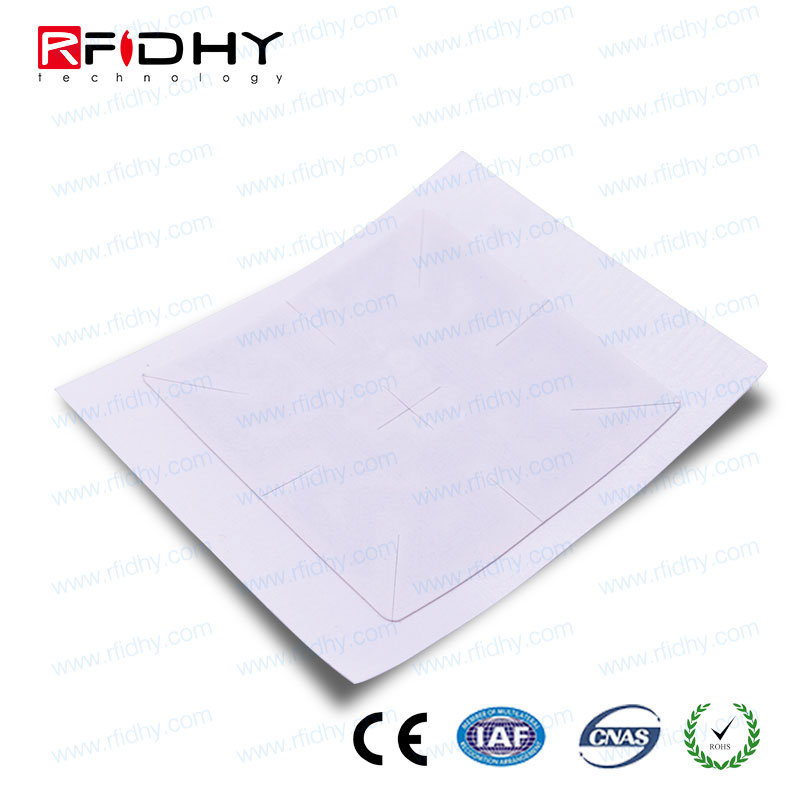 EPC Global Gen 2 RFID Windshield Tag Label