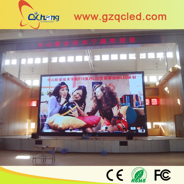 P10 Indoor Advertising LED Display (full color)