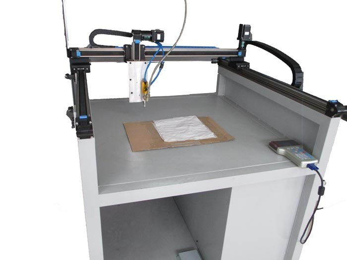 3 Axis Full Automatic Glue Dispensing Machine