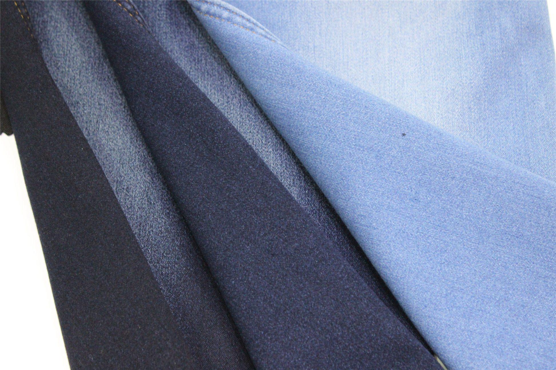 Rayon Polyester Cotton Spandex Denim