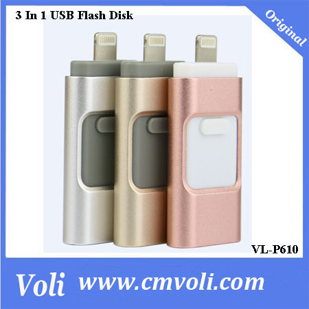 Mobile USB 2.0 Flash Disk External Expansion Memory