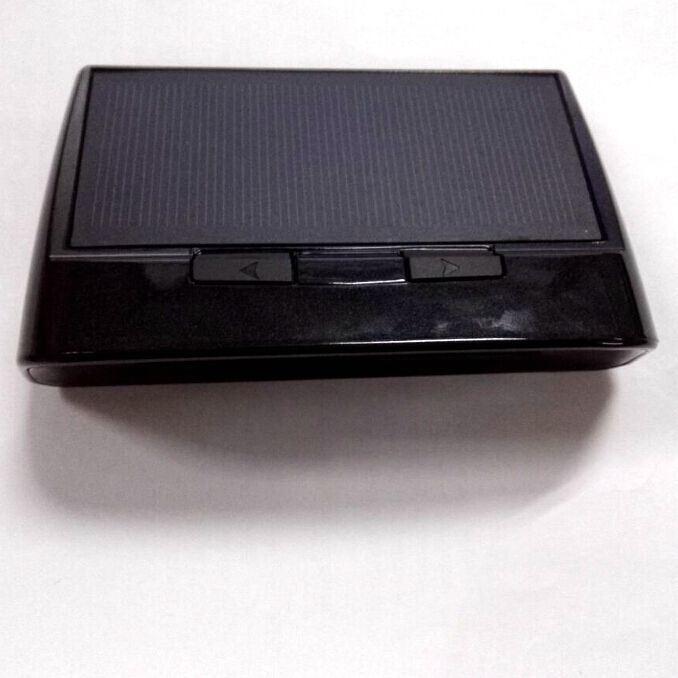 Wireless Solar TPMS Tire Pressure Monitor System