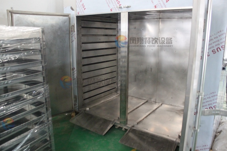 Industrial Hot Air Stainless Steel Food Vegetable Fruit Drying Machine