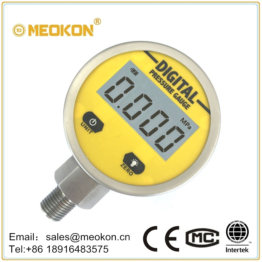 MD-S260 Water, Oil, Gas Digital Pressure Gauge