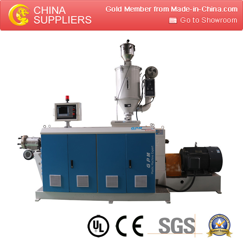 High Capacity Single Screw Twin-Screw Extruder