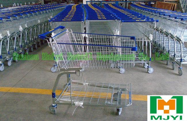 Caddie Style Shopping Trolley