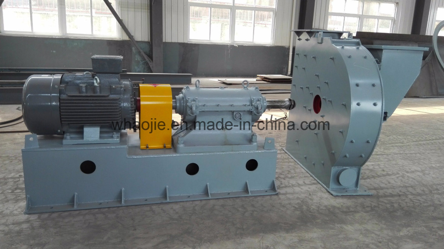 National Patent Fan Type Coal Mill