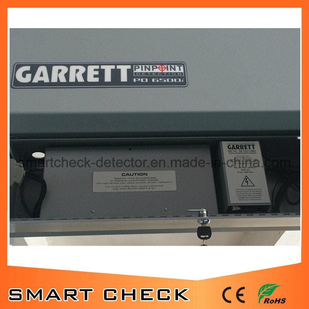 33 Zones Door Frame Metal Detector Archway Metal Detector Walk Through Metal Detector