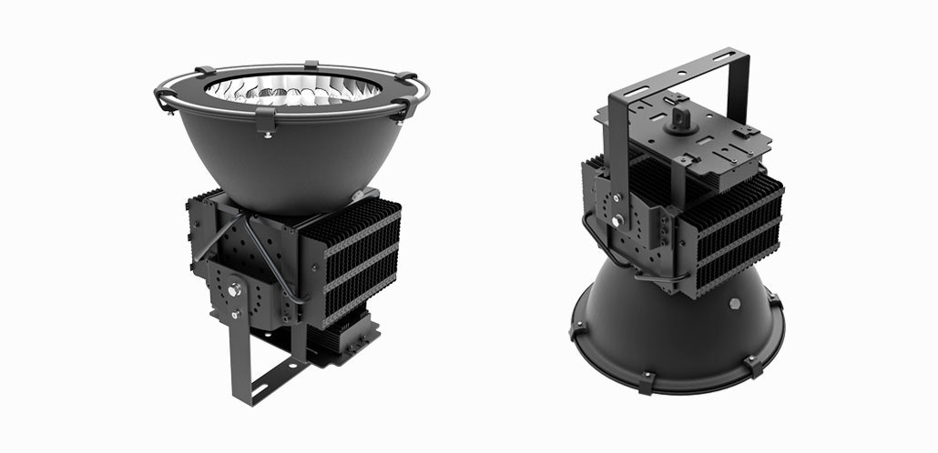 Outdoor High Power 300W LED High Bay Light