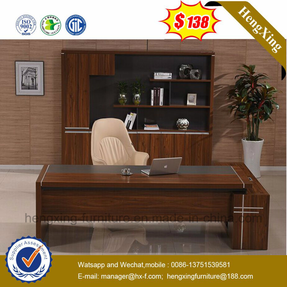 Modern Office Furniture Manager Office Desk (HX-RY0039)