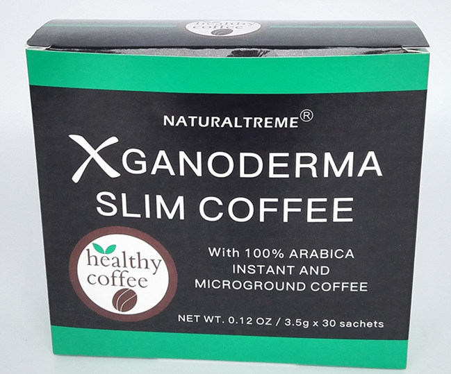 2016 New Arrival Ganoderma Slimming Instant Coffee for Weight Loss