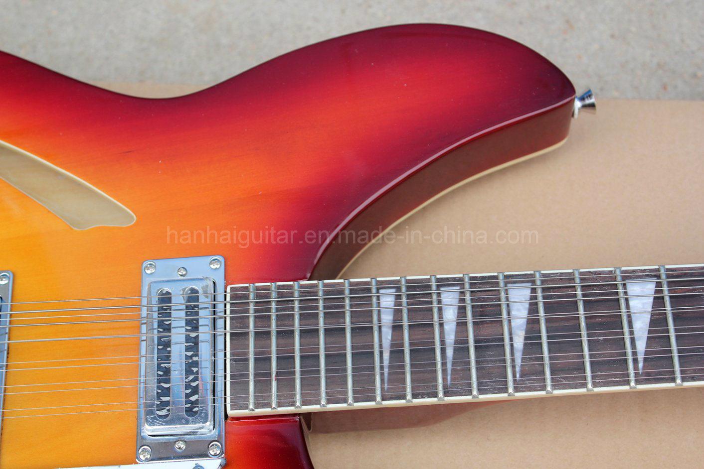 Hanhai Music / 12 Strings Riken Style Electric Guitar