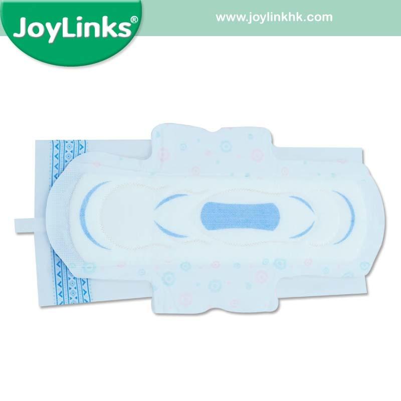 2017 New Premium High Quality Sanitary Lady Women Towel Panty Liner Joylinks 320mm Long Night Use Napkins