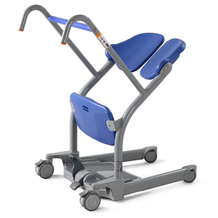 Aluminum Mobility Hospital Patient Transfer Trolley