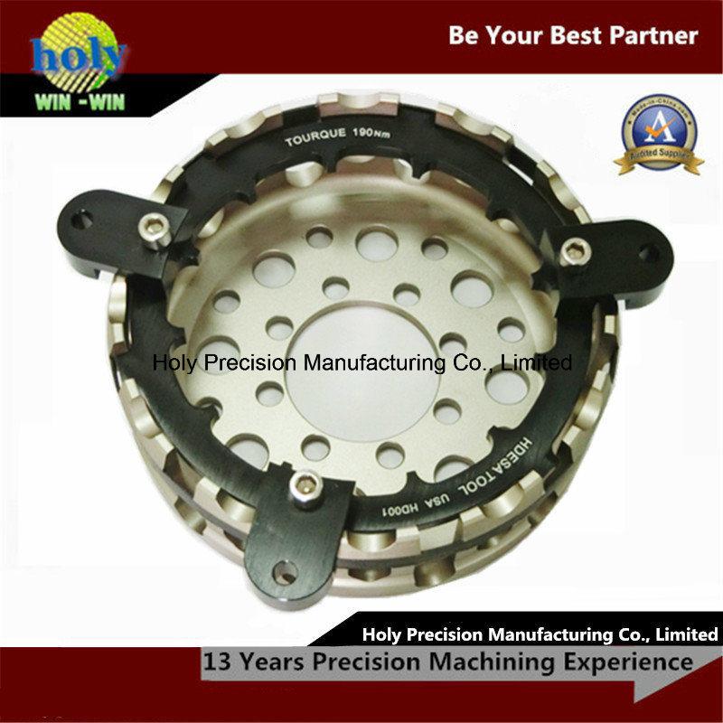 4 Axis CNC Aluminum Machining Parts Precision Custom Auto Parts