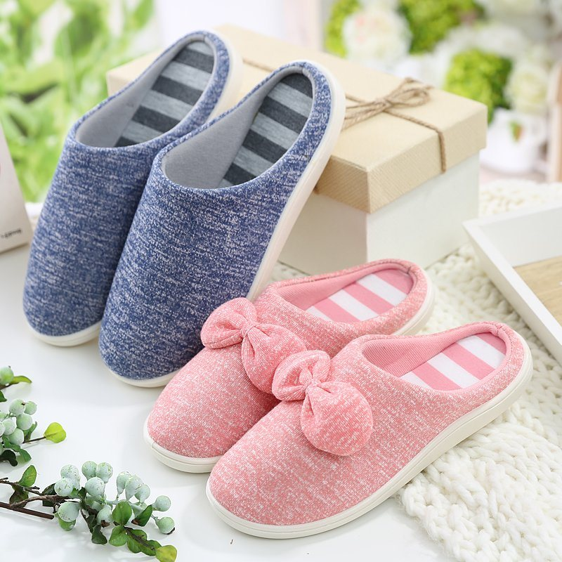 Women′s Home Slipper Injection Sole