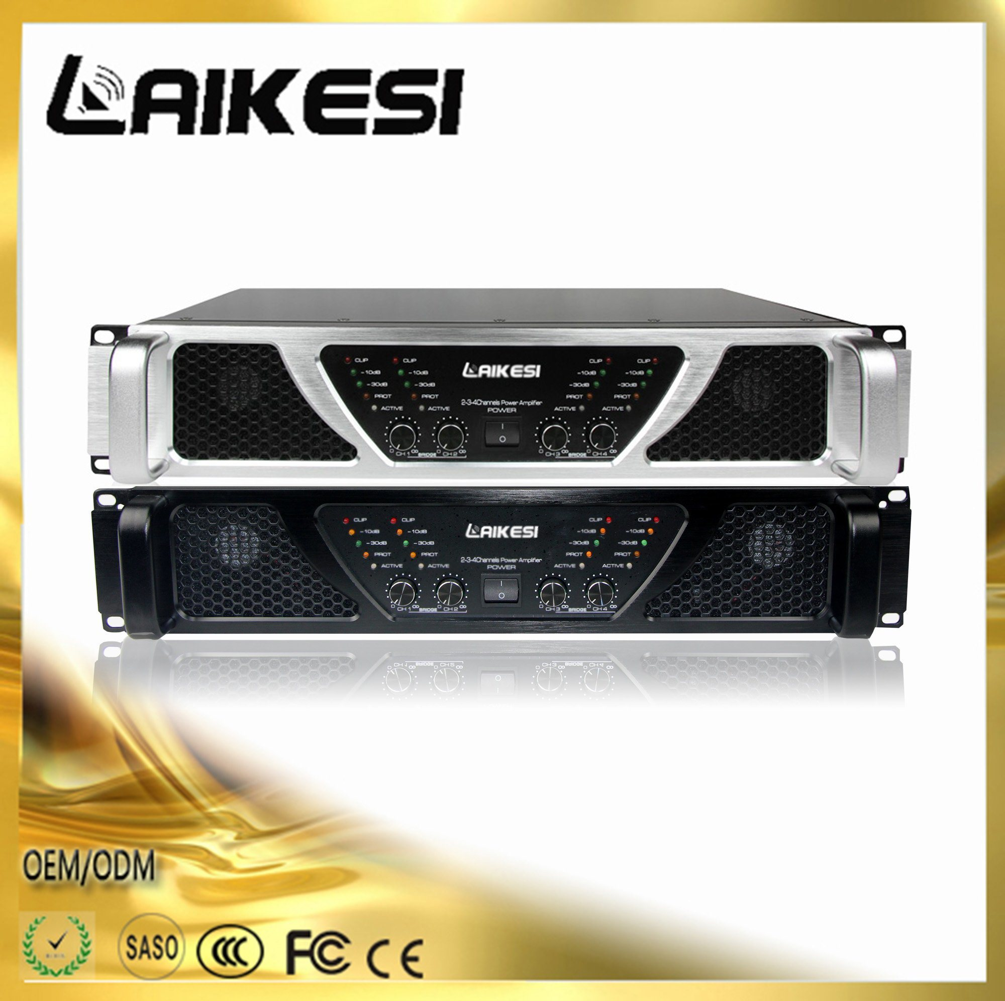 Ka2600 Power Amplifier 600W for Karaoke