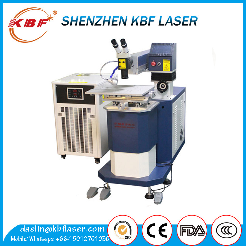 High Quality Weld Joint Mould Repairing Small Continuous Automatic Laser Welder