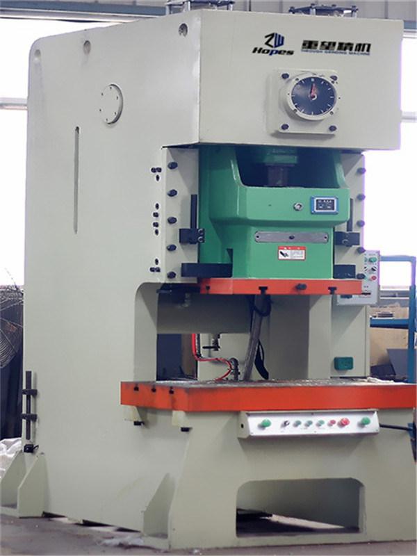 Jh21 Series Open Fixed Platform High Performance Power Press