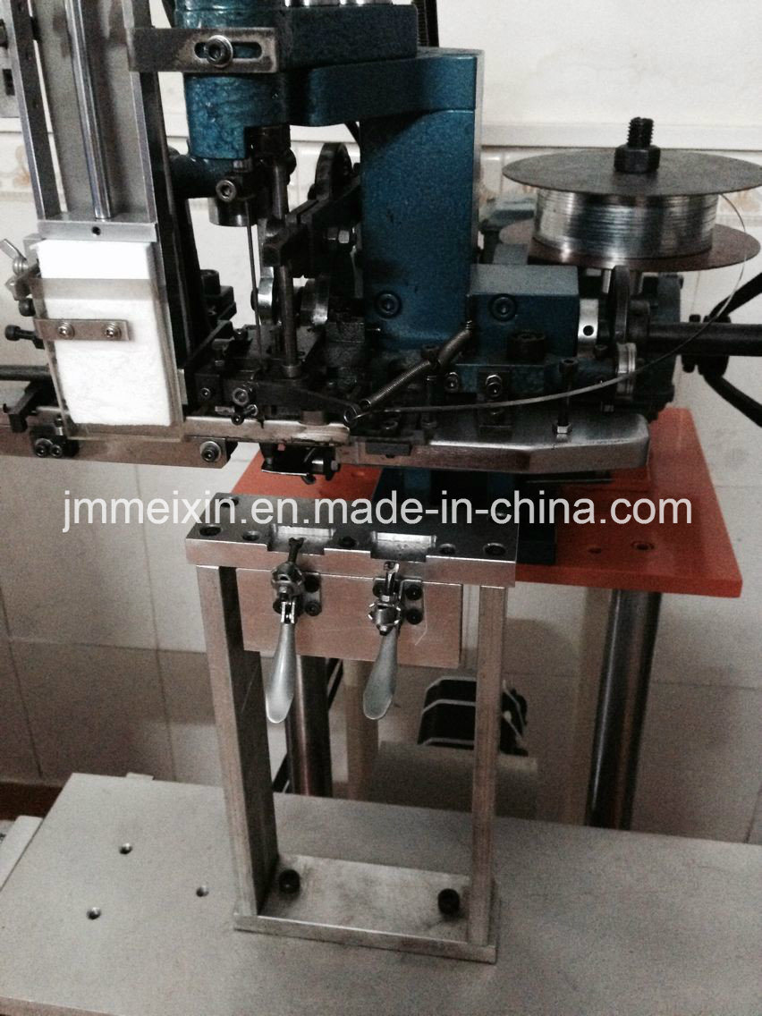 CNC 2 Axis Vertical Toothbrush Tufting Machine
