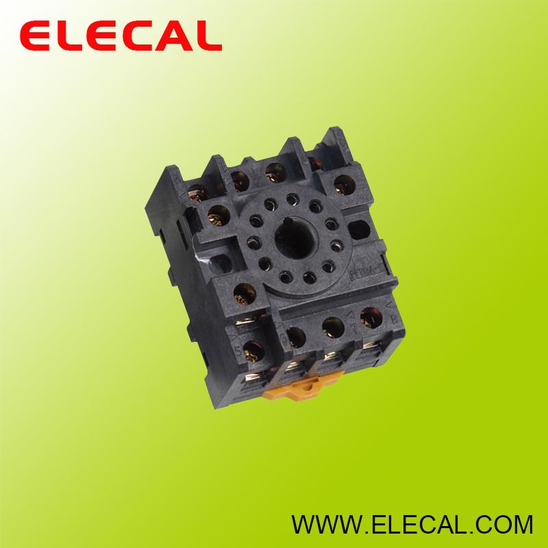 Relay Socket of PF113A-E (MK3P, JQX-10F-3Z, JTX-3C)