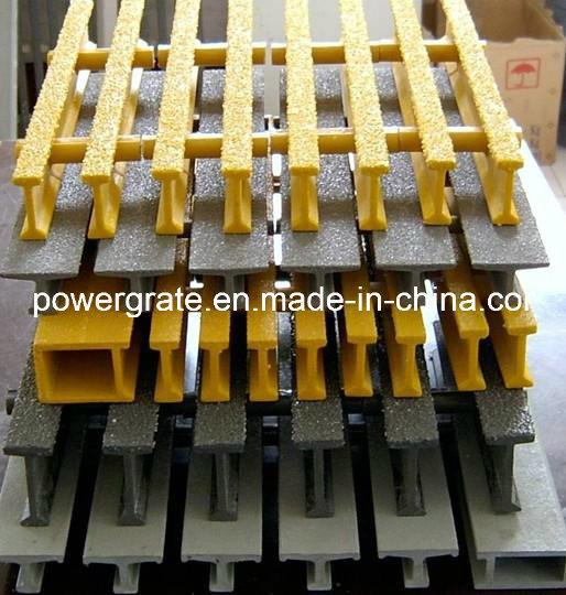 Fiberglass FRP/GRP Pultruded Grating