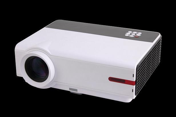 Yi-808A 3200 Lumens WiFi HDMI TV LED Projector Business Education Meeting Beamer