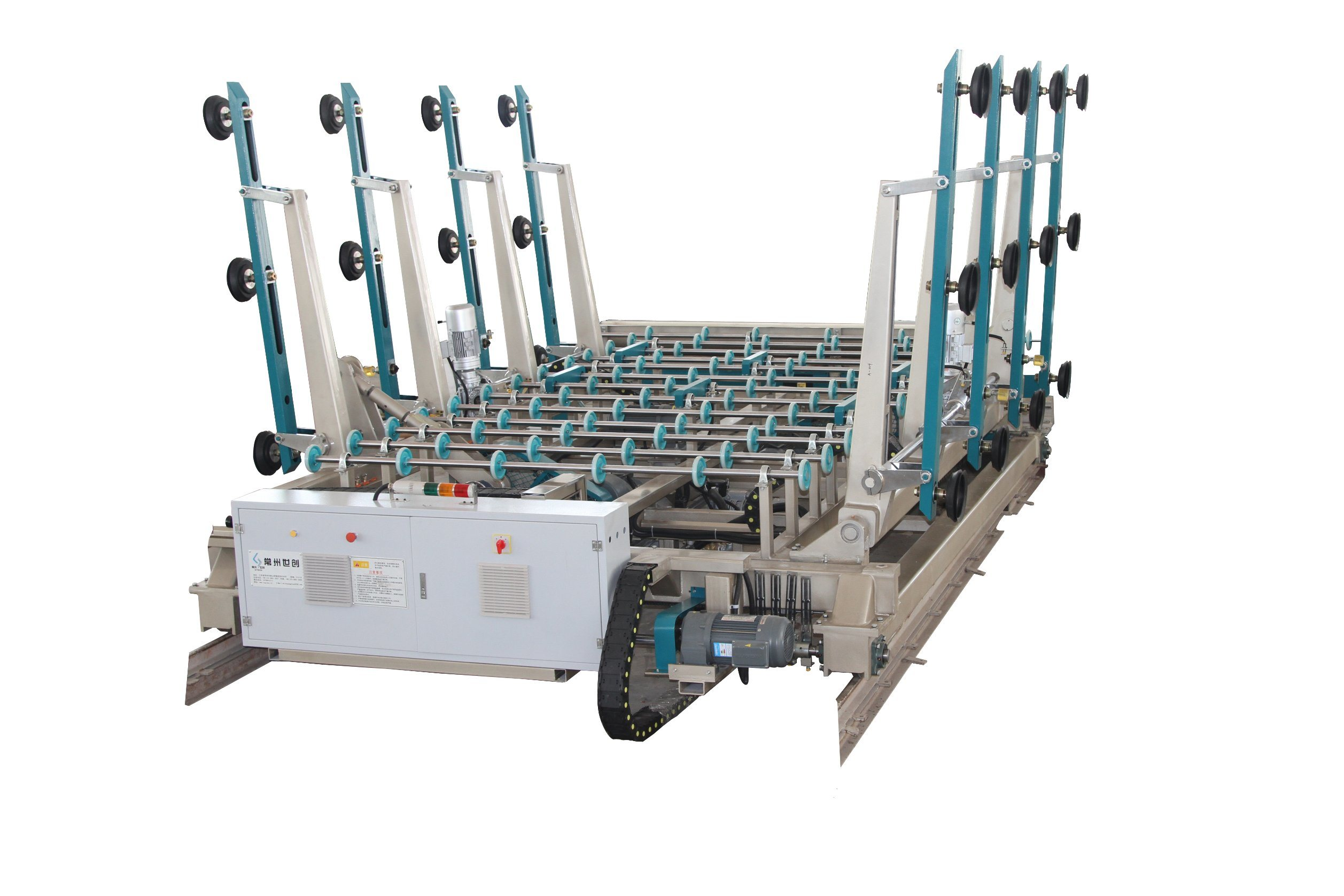 2520 CNC Glass Cutting Machine Line