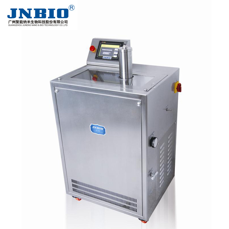 Jn-10c Low Temperature Ultra High Pressure Continuous Flow Cell Disrupters