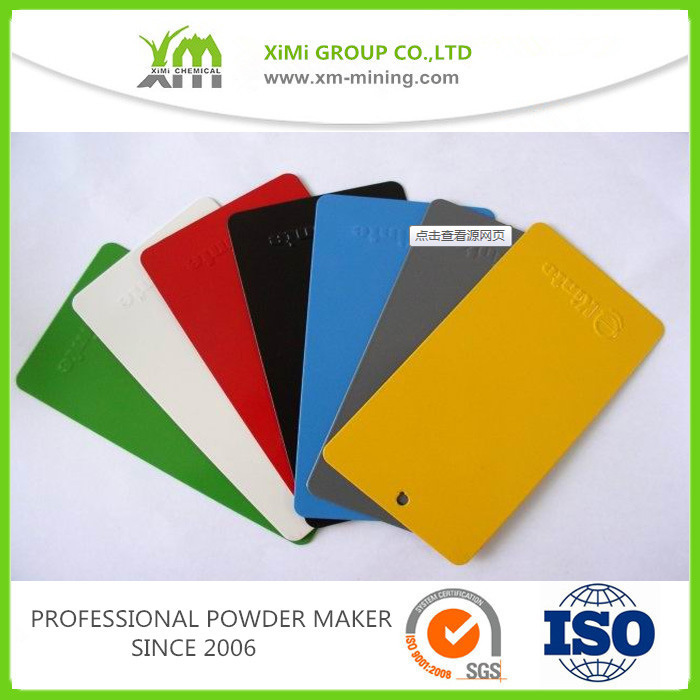 Thermosetting Polyester Resin Epoxy Polyester Powder Coating