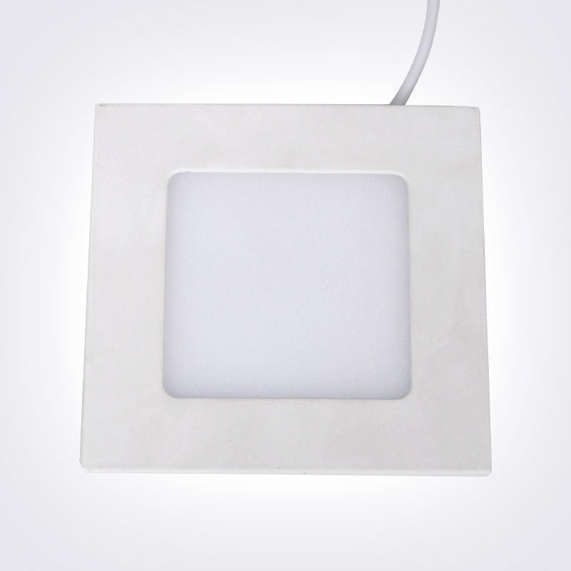 3W 6W 9W 12W 15W 18W 24W Slim Square LED Panel Light Ce RoHS Approved