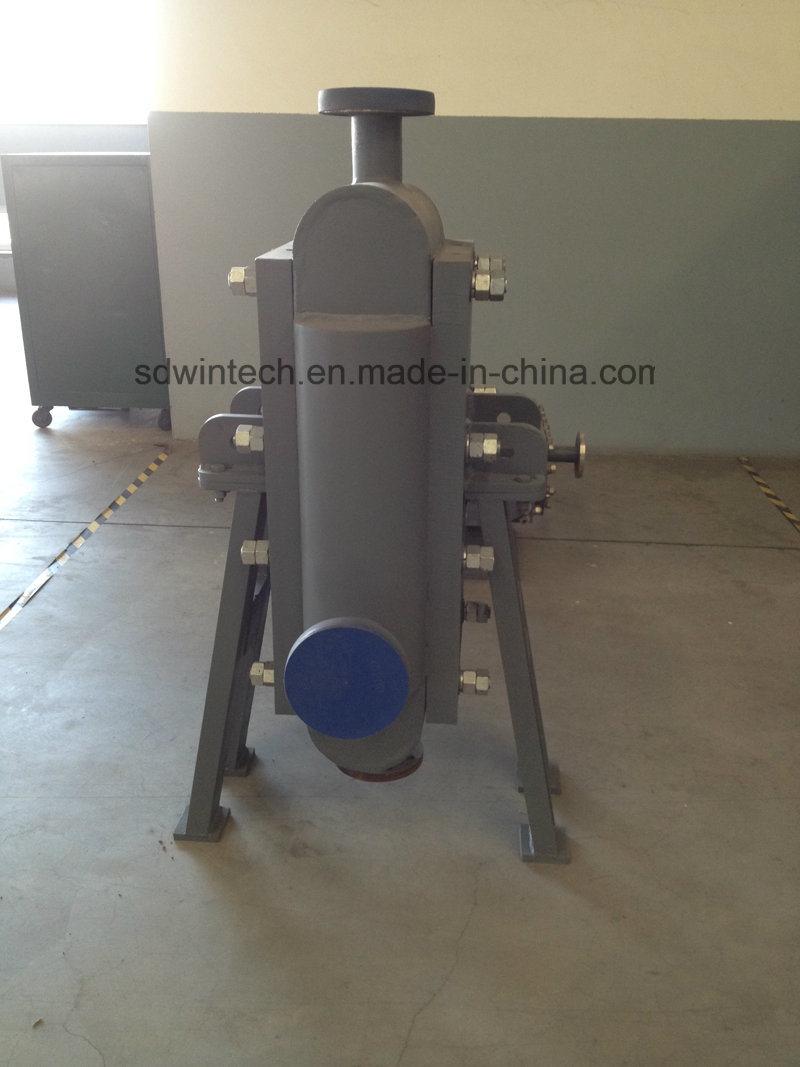 WBZ 700 Semi-Circular Shell All Welded Plate Heat Exchanger/High Pressure/High Temperature