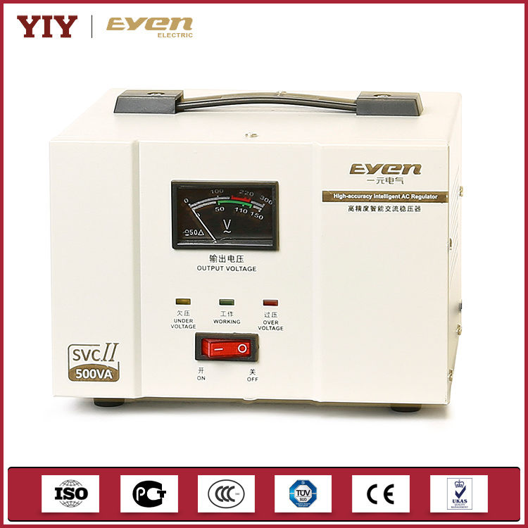 SVCII Series Servo Voltage Stabilizers