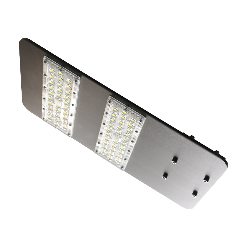 160lm/W LED Street Light with Bridgelux Chip and Meanwell Driver