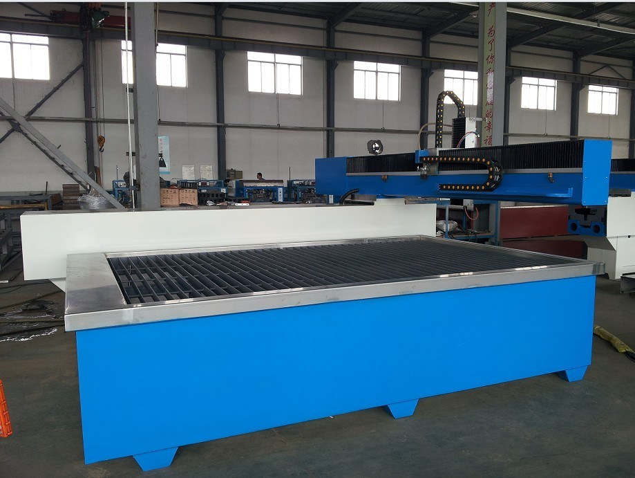 Cantilever Type Waterjet Machine