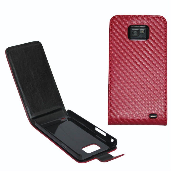 ... Cover for Samsung Galaxy S2 I9100 - China Galaxy S2 I9100 Leather Case