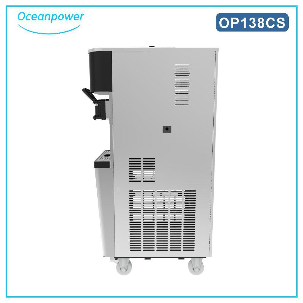 Ice Cream Maker (Oceanpower OP138CS)