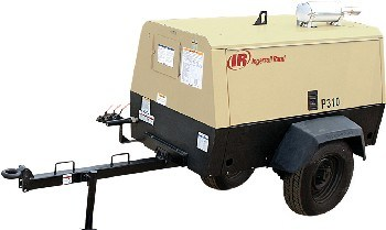 china ingersoll rand portable air compressor p 310 photos pictures made in china