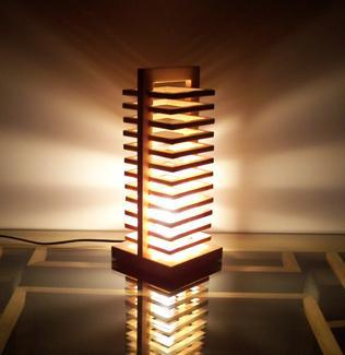 Wooden Lamp On Pinterest Lamps Wood Lamps And Table