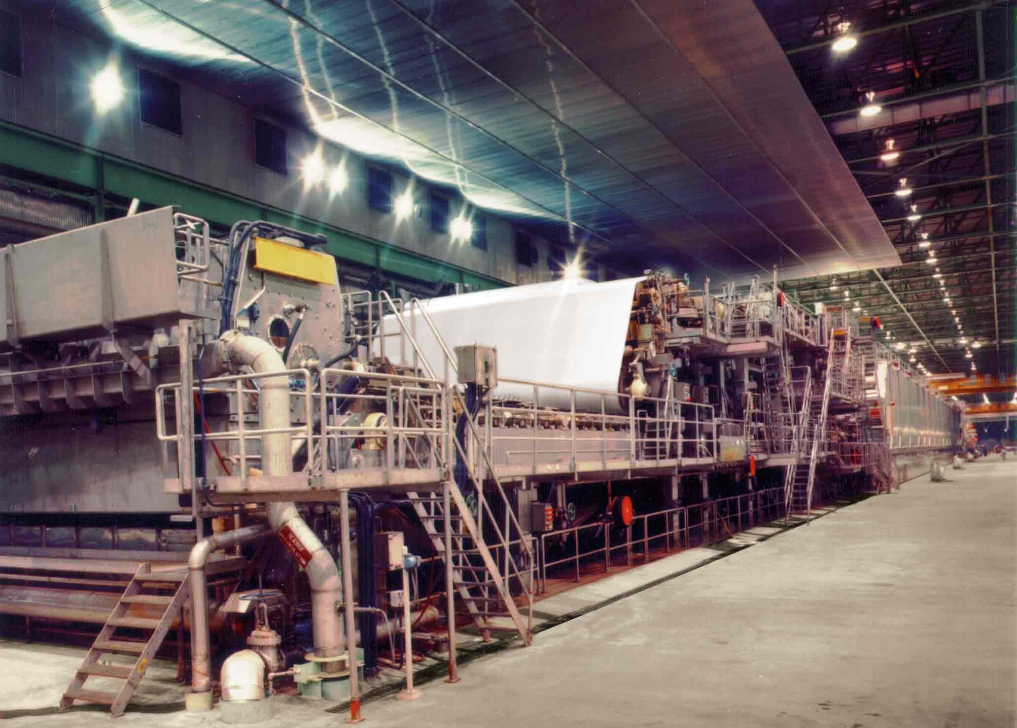 paper recycling machine