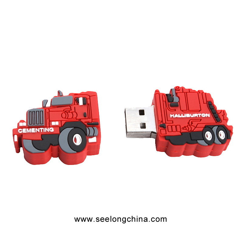 Truck-Shaped USB Flash Disk (DF450A)