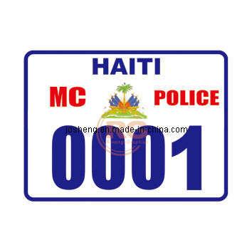 License Plate (Haiti)