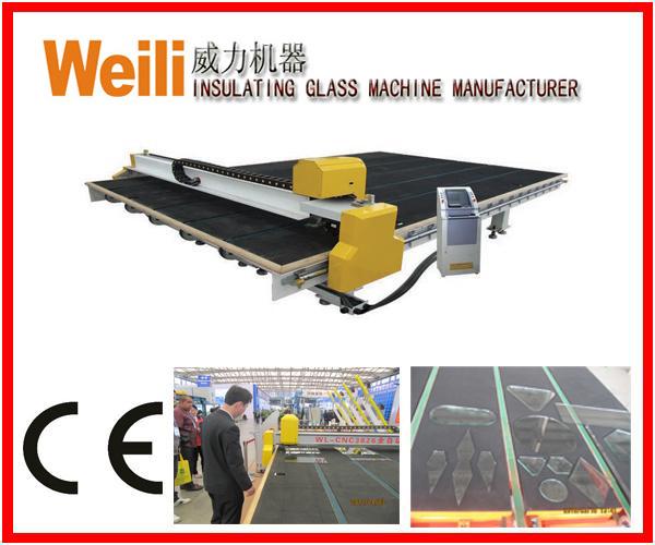 CNC Float Glass Cutting Machine