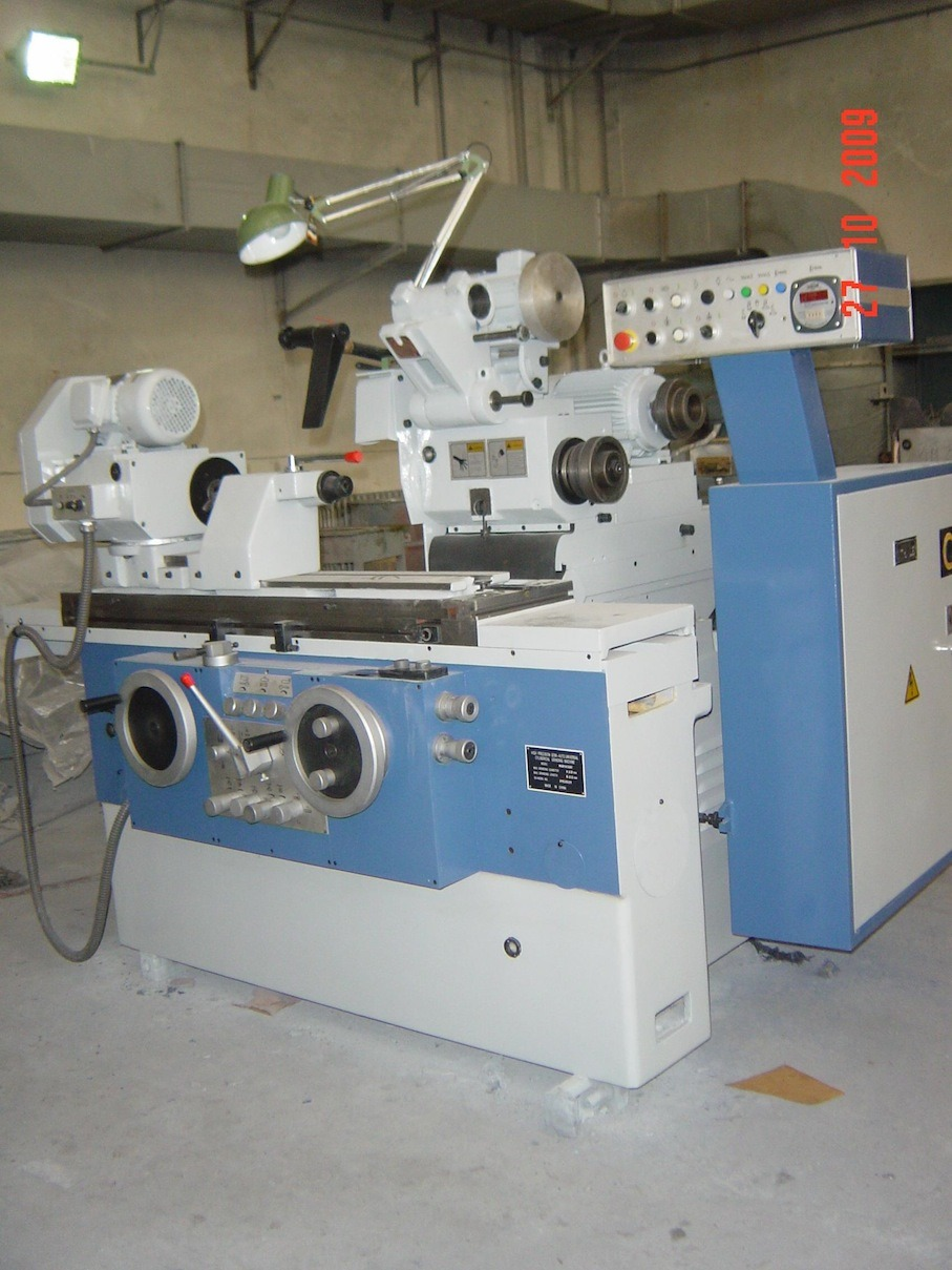 High Precision Universal Cylindrical Grinding Machine (PTMGE Series)