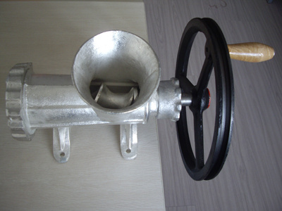 Cast Iron Meat Mincer